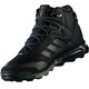 adidas TERREX Tivid Mid Shoes Men core black/core black/grey four